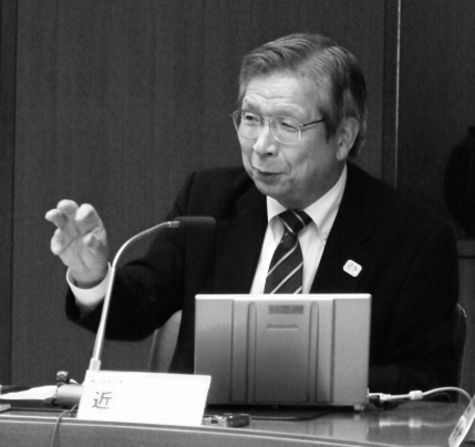 日本レーザー社長の近藤宣之氏が特別講師として登壇~第12期第4回が開催