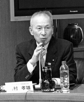 スーパーホテル社長の山村孝雄氏が特別講師として登壇~第12期第3回が開催