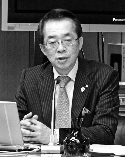 ツムラ社長の加藤照和氏が特別講師として登壇~第17期第4回