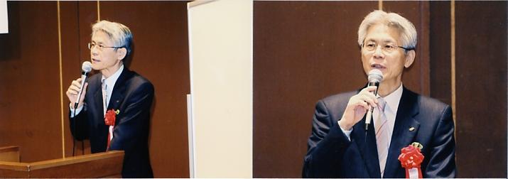 佐藤悌二郎が「松下幸之助の生き方」というテーマで講演しました!<11/25・富山市>